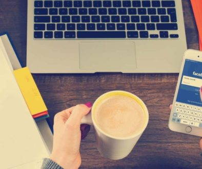 blogging for business is part of your social media plan