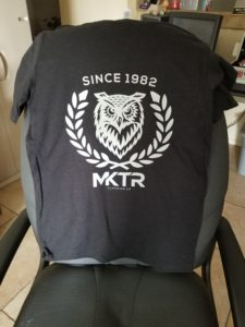 screened-shirt-for-MTR, courtesy of MAS Screenprinting